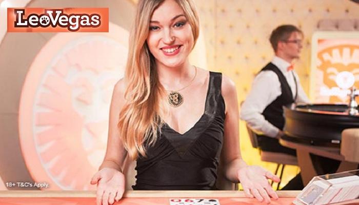 Livecasino bonus och 500 kr gratis hos LeoVegas