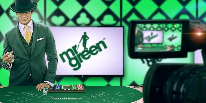Recension av Mr Green Live Casino