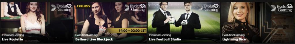 Var spelar man bäst Livecasino 2020?