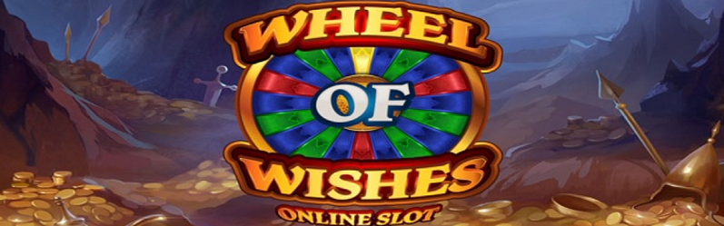 Wheel of Wishes har en av de största jackpottarna i november 2020